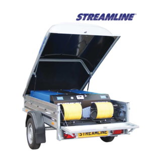 STREAMLINE® SMARTANK® WINDOW CLEANING TRAILER SYSTEMS