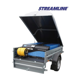 Streamline Trailer System with 400L