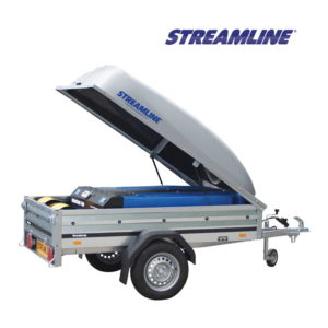 TRAILER SYSTEM WITH 400L DELIVERY SMART TANK