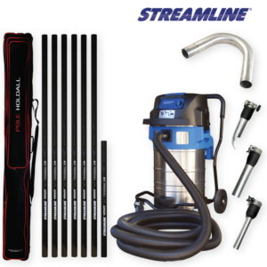 Streamline Stream VAC 70L Gutter Cleaning System