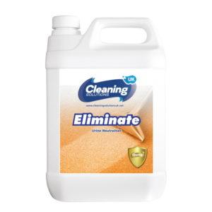 Cleaning Solutions Eliminate 5l Liquid