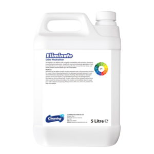 Cleaning Solutions Eliminate 5l Liquid rear