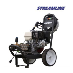 Streamline Highline 200 Bar Honda Pressure Washer