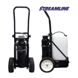 Streamline OVA8 Streamflo Trolley Package 25L