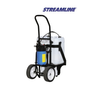Streamline OVA8 Streamflo Trolley Package 50L