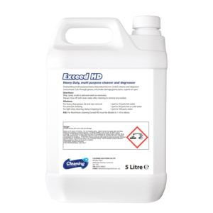 Cleaning Solutions Exceed HD 5l Liquid rear