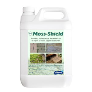Cleaning Solutions Moss-Shield